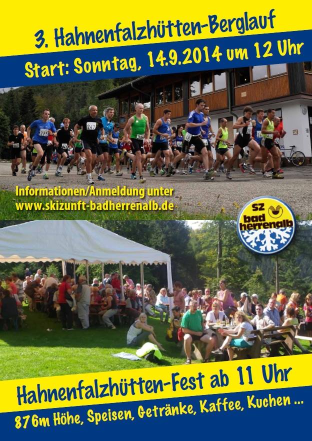 2014-09-14_herrenalb_hahnenfalz-berglauf_poster